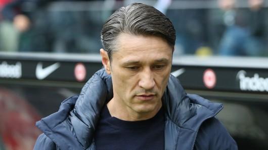 Niko Kovac wurde offenbar beim FC Bayern München entlassen.