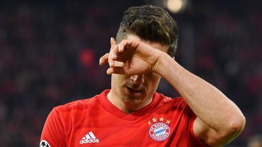 FC Bayern München - Olympiakos Piräus: Robert Lewandowski und Co. gewannen 2:0 gegen die Griechen.