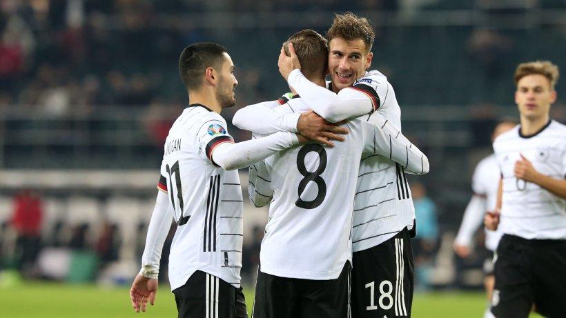 Deutschland löst EM-Ticket gegen Weißrussland – alle Highlights! - Derwesten.de image