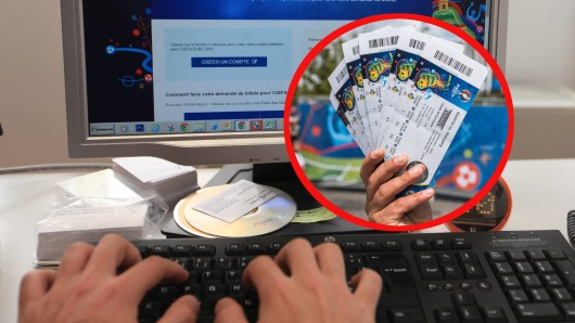 EM 2020 - Tickets gibt es ab sofort auf den Internetseiten von DFB und UEFA.