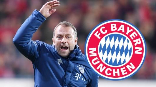 Beim FC Bayern München hat Hansi Flick die Fans mit ganz bestimmten Worten irritiert.