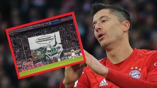 Die Fans des FC Bayern München sind mal wieder stinksauer auf den eigenen Verein.