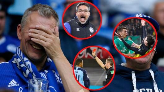 Im DFB-Pokal und in der Bundesliga mussten die Fans zuletzt einiges über sich ergehen lassen.