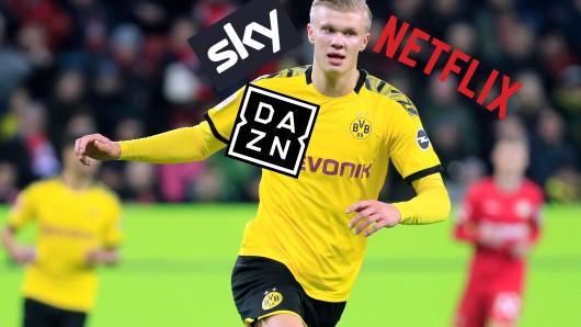 Momentan laufen die Spiele der Bundesliga bei DAZN und Sky. Wird sich das demnächst ändern?