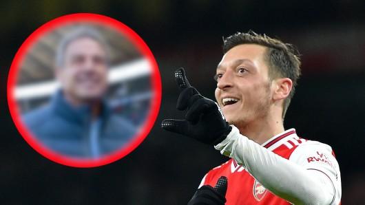 Irrre! Ein Trainer wollte Özil zurück in die Bundesliga holen.