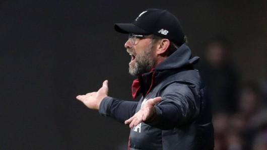 Atletico besiegt den FC Liverpool. Jürgen Klopp hatte einige Begründungen für die Niederlage parat.