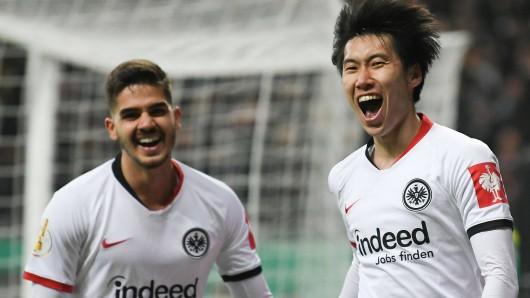 Eintracht Frankfurt - Werder Bremen im Live-Ticker: Hier alle Infos zum DFB-Pokal!