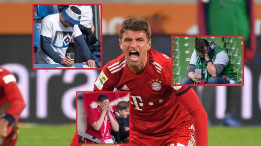 Das Coronavirus zwingt die Bundesliga in die Knie.