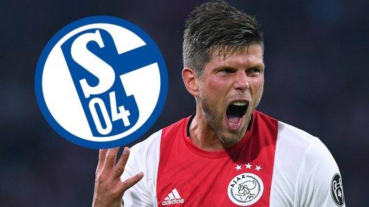 Klaas-Jan Huntelaar ist bei den Fans des FC Schalke 04 immer noch sehr beliebt.