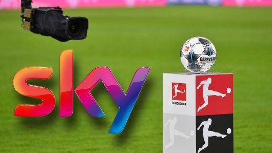Sky kann derzeit keine Bundesliga-Spiele übertragen.