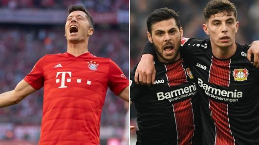 FC Bayern München - Bayer Leverkusen im Live-Ticker: Hier gibt's alle Infos zum DFB-Pokal-Finale in Berlin!