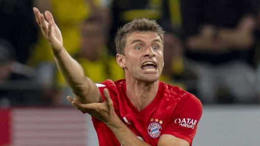 Bayern München: Thomas Müller mit klarer Ansage.