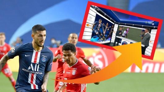 Im Champions-League-Finale zwischen dem FC Bayern München und Paris Saint-Germain war Sandro Wagner der Experte im ZDF.