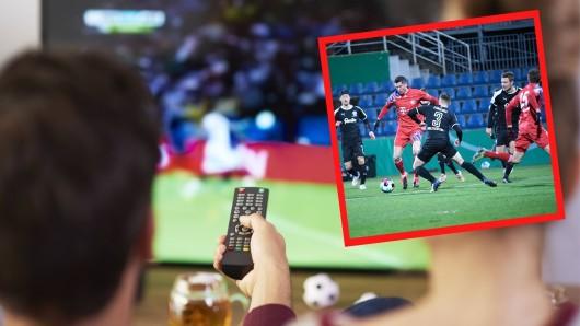 Bei Bayern Münchens Pokalblamage passierte einem Kiel-Fan etwas Unfassbares.