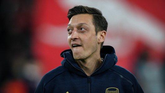 Mesut Özil hat seinen Transfer vom FC Arsenal zu Fenerbahce Istanbul offiziell gemacht. (Symbolbild)