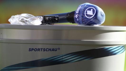 Die ARD-Sportschau muss den Plan für die DFB-Pokal-Übertragung ändern.