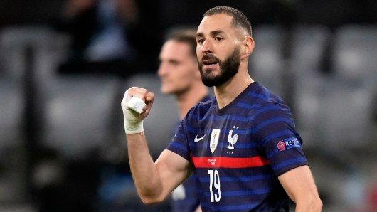 EM 2021: Ungarn gegen Frankreich – Karim Benzema will den nächsten Favoriten-Sieg einfahren.