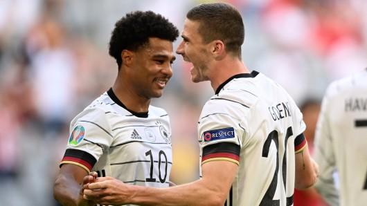 Bei der EM 2021 hat Deutschland endlich mal wieder auf großer Bühne begeistert.