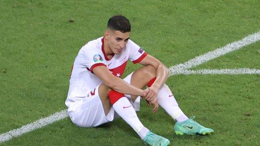 EM 2021: Die Türkei schied gegen die Schweiz aus.