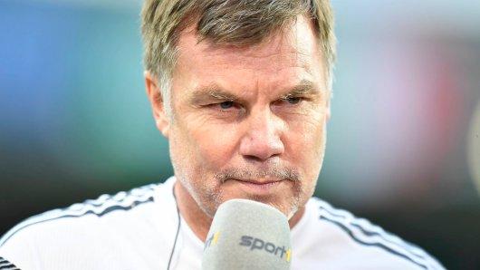Der Doppelpass (Sport 1) um Moderator Thomas Helmer sorgt erneut für Diskussionen.
