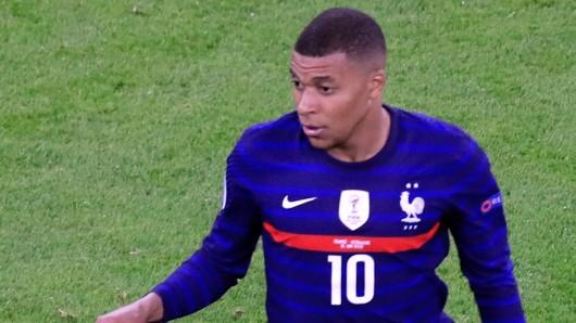EM 2021: Frankreich gegen Schweiz – beim Weltmeister hofft man einmal mehr auf die Genialität von Kylian Mbappé.