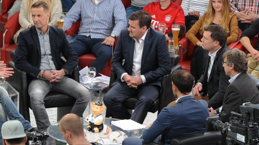 Im Doppelpass (Sport 1) entbrannte am Sonntag ein Streit um die Zukunft der deutschen Nationalmannschaft. (Archivbild)