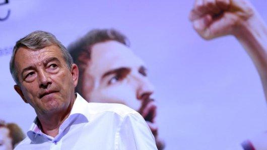 Wolfgang Niersbach ist der Präsident des Deutschen Fußball-Bundes (DFB).