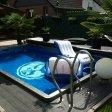 Ein schicker Pool mit Relax-Garantie.