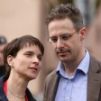 Die AfD kommt nach Gelsenkirchen. Frauke Petry und ihr Mann Markus Pretzell sind auch dabei.