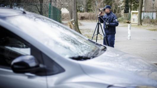 Eine harmlose Verkehrskontrolle endete in Gelsenkirchen mit Handgreiflichlichkeiten.