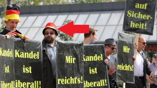 Dieses Deutschlandhütchen sorgt im Netz für Lacher.