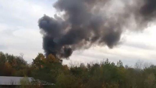 In Gelsenkirchen ist ein Feuer ausgebrochen.