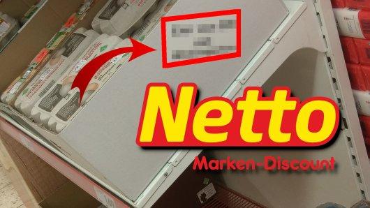 Netto in Gelsenkirchen: Eine merkwürdige Entdeckung bringt eine Netto-Kundin in Gelsenkirchen zum rätseln. (Symbolbild)