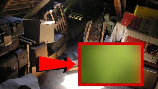 In Gelsenkirchen trieb ein Mann auf dem Dachboden seiner Freundin sein Unwesen. (Symbolbild)
