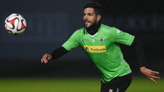 Alvoaro Dominguez ist sauer auf Borussia Mönchengladbach.