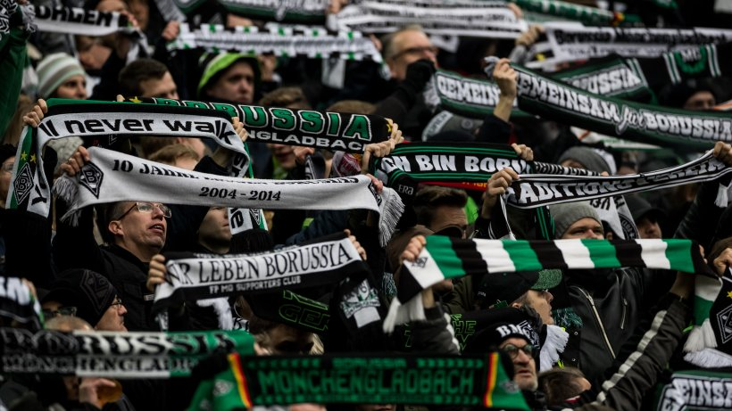 Borussia Mönchengladbach: Fans feiern dieses Video ...