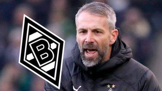 Marco Rose und Borussia Mönchengladbach empfangen am Donnerstagabend Istanbul Basaksehir.