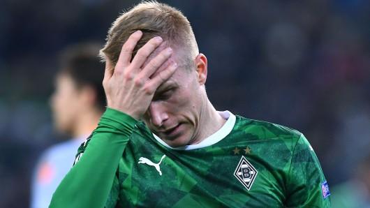 Für Oscar Wendt und Borussia Mönchengladbach ist in der Europa League vorzeitig Schluss.