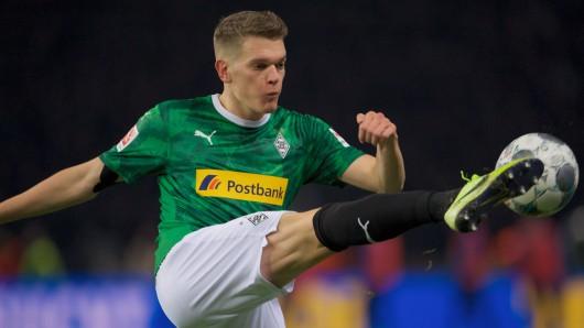 Matthias Ginter reitet mit Borussia Mönchengladbach auf der Erfolgswelle.