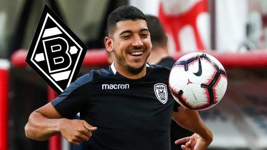 Dimitrios Limnios ist wohl ins Visier von Borussia Mönchengladbach gerückt.