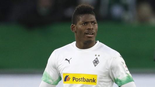 Breel Embolo hat bei Borussia Mönchengladbach einen Schritt nach vorne gemacht.