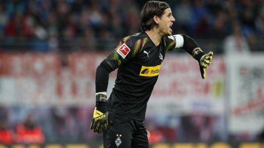 Yann Sommer unterlief im Spiel bei RB Leipzig ein folgenschwerer Fehler.