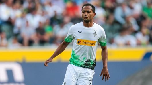 Raffael ist bei Borussia Mönchengladbach noch immer Publikumsliebling.