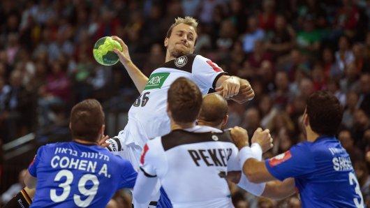Die deutsche Handballnationalmannschaft will 2019 den Weltmeistertitel holen.