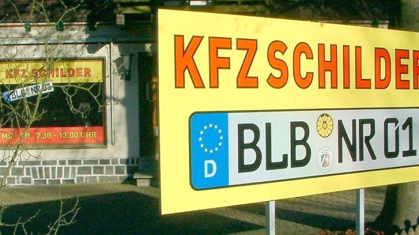 kfz zulassungsstelle zieht um die schilderpr ger auch nachrichten aus bad berleburg bad. Black Bedroom Furniture Sets. Home Design Ideas