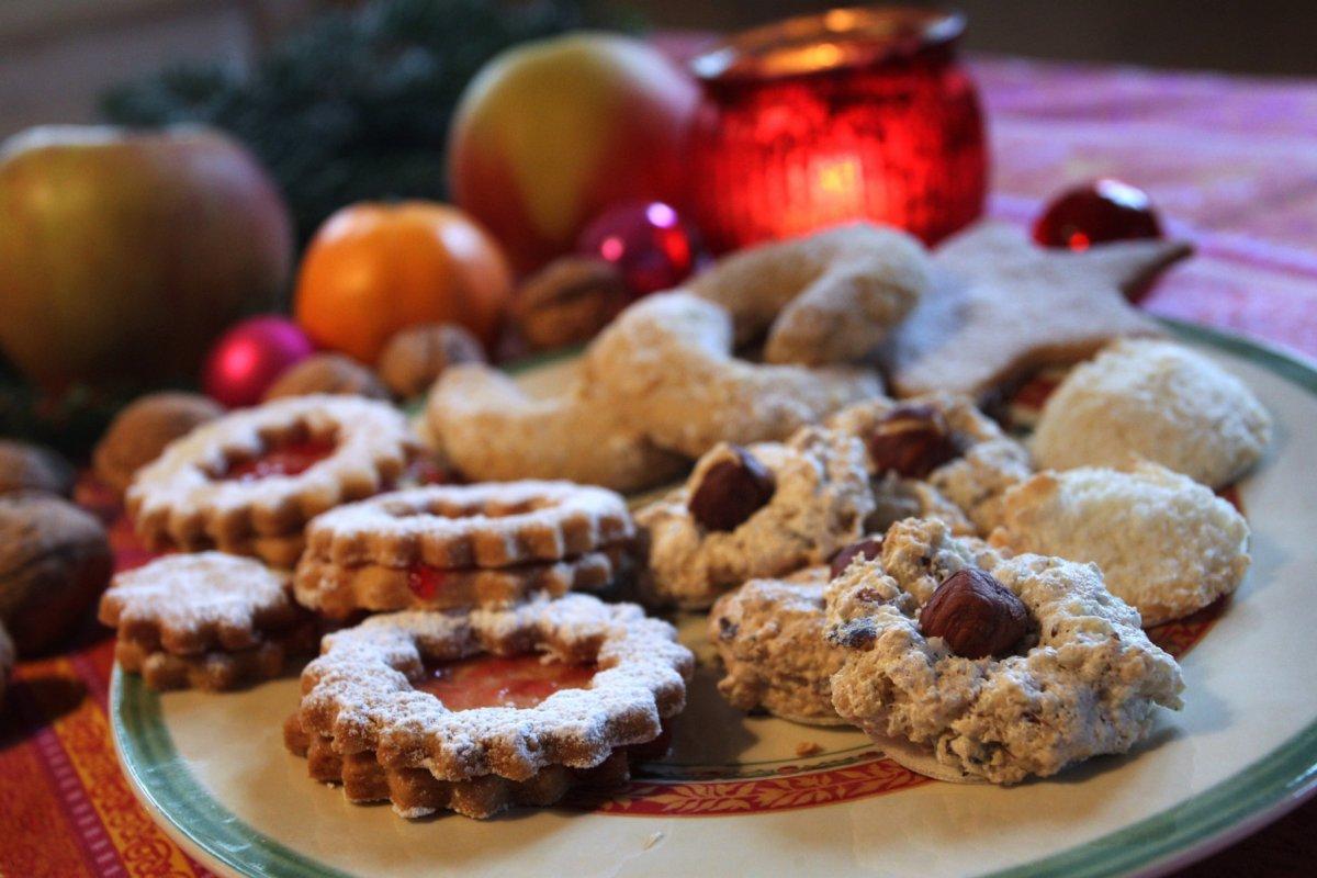 Alte Rezepte Weihnachtsplätzchen.Weihnachtsplätzchen Die Lieblingsrezepte Unserer Leser Panorama