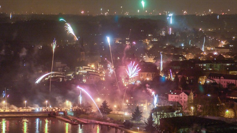 Silvesterpartys Duisburg