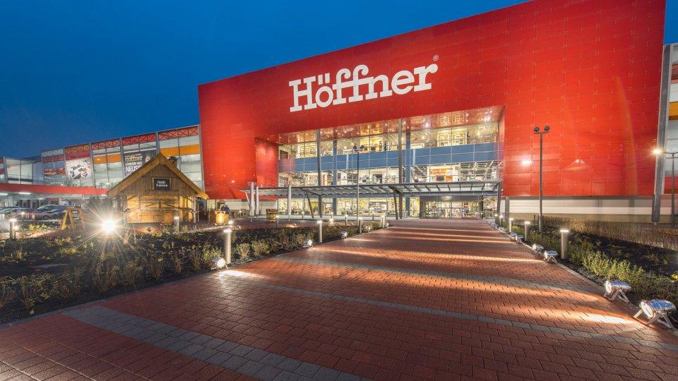 Duisburg Wartet Weiter Auf Genehmigung Für Möbelhaus Höffner
