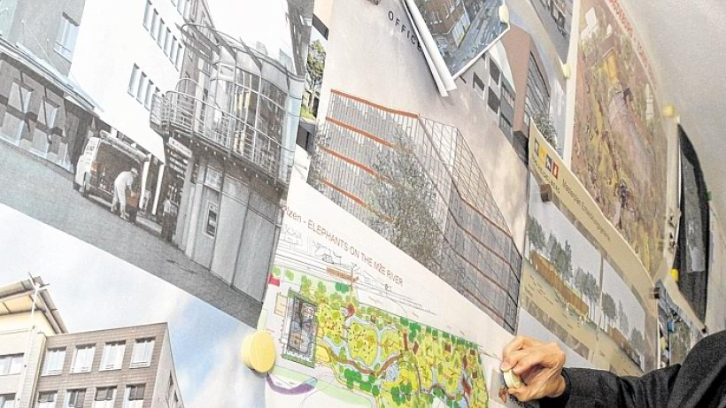 oberhausener architekt entwirft weltweit zoo landschaften. Black Bedroom Furniture Sets. Home Design Ideas
