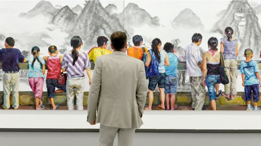 *China 8*, Ausstellungen chinesischer Kunst in Ruhrgebietsmuseen